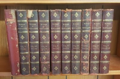 New York: Edwin C. Hill, 1910. Hardcover. Emerson Edition; Octavo; G+ Hardcovers; 25/1050 limited ed...