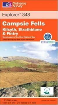 image of Campsie Fells: Kilsyth, Strathblane and Fintry (Explorer S.)