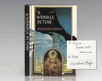 A Wrinkle In Time. by  Madeleine L'Engle - Signed First Edition - 1962 - from Raptis Rare Books (SKU: 97664)