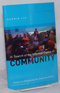 image of In Search of the Informal Capital of Community