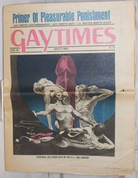 Gaytimes: issue 40; Primer of Personal Punishment