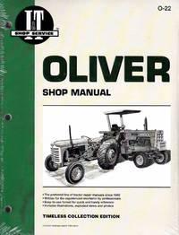 image of Oliver Shop Manual O-22