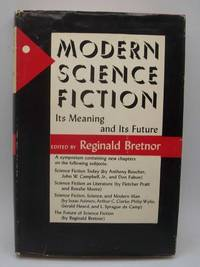 image of Modern Science Fiction: Its Meaning and Its Future