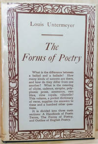 The Forms of Poetry:  A Pocket Dictionary of Verse