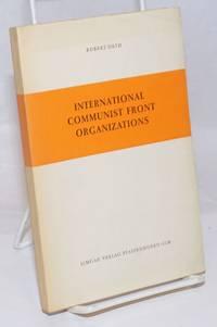 International Communist Front Organizations