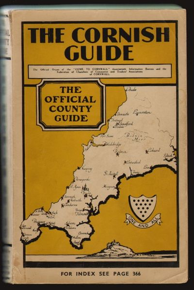 Truro: Cornwall Publicity Ltd. Softcover. Good. Undated, c. 1935. 368 pp, indexed, extensively illus...