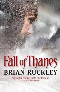 image of Fall Of Thanes: The Godless World: Book Three