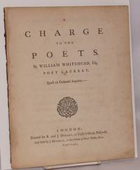 image of A charge to the poets