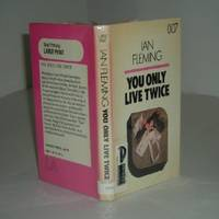 YOU ONLY LIVE TWICE By IAN FLEMING 1982 LARGE PRINT