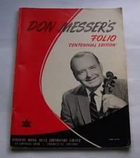Don Messer's Folio 'Centennial Edition'