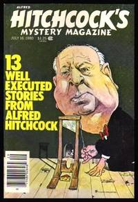 image of ALFRED HITCHCOCK'S MYSTERY - Volume 25, number 7 - July 16 1980