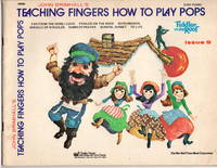 """John Brimhall's Teaching Fingers How To Play Pops, Issue 9 """"Fiddler on the Roof"""""""