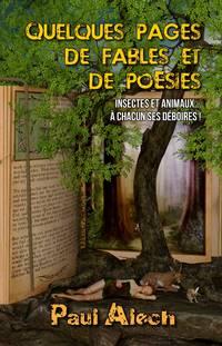 Quelques pages... de fables et de poésies