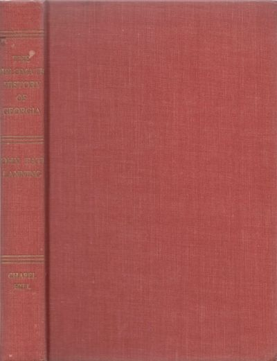 Chapel Hill: University of North Carolina Press, 1936. First Edition. Hardcover. Good. Octavo. xi, ,...