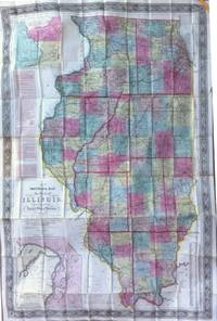 New Sectional Map of the State of Illinois