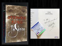 The Shining (Signed & PSA Authenticated)