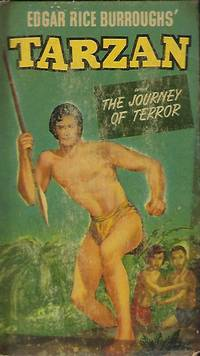 image of TARZAN: THE JOURNEY OF TERROR. NEW BETTER LITTLE BOOK #706