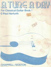 image of Tune A Day For Classical Guitar Book 1