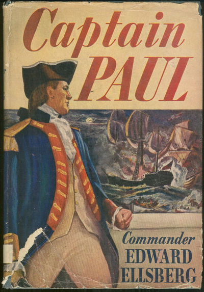 CAPTAIN PAUL, Ellsberg, Commander Edward