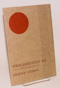 image of Thousand-Eyed Eel a sequence of poems from the Maori Land March 1975