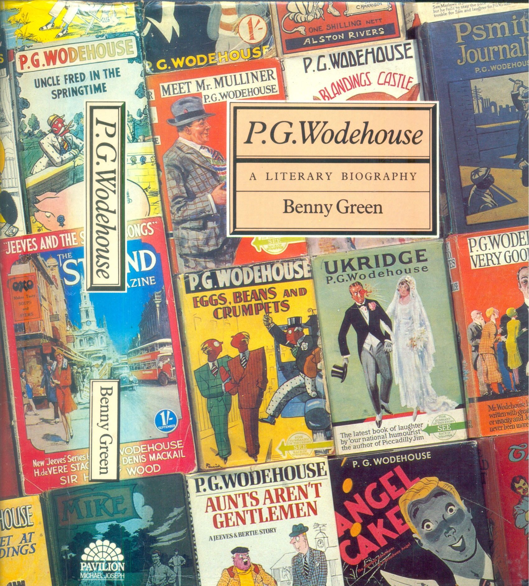 Pg Wodehouse Collection 9 Books Set Pack New