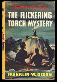 The Hardy Boys #22: The Flickering Torch Mystery