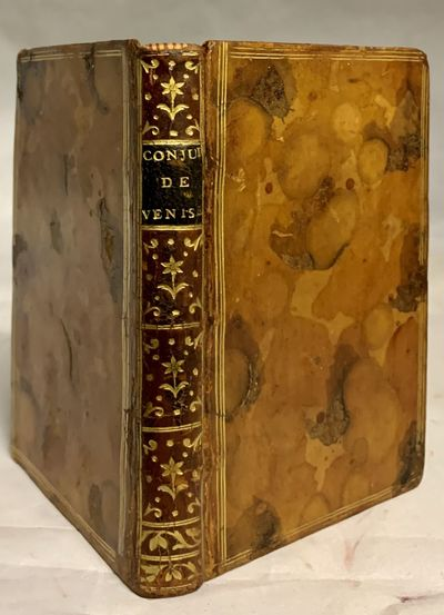 Paris: L'Imprimerie De Monsieur, 1781. leather_bound. Contemporary full brown calf. Aeg. Very good. ...