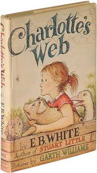 Charlottes web book cover
