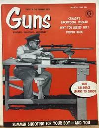 Guns Magazine: March 1960