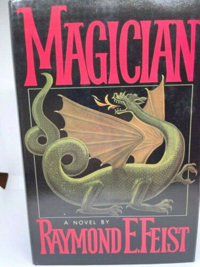 SIGNED FIRST EDITION of MAGICIAN...