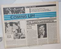 Coming Up! February 1983; the Coors Controversy; Del & Phyllis