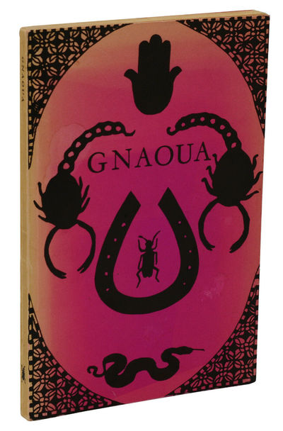 Tangier, Morocco: Gnaoua, 1964. First Edition. Very Good. Number One, Spring 1964. 103 pp. Illustrat...