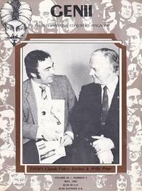 image of Genii: The International Conjurors Magazine: May 1982