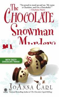 image of The Chocolate Snowman Murders: A Chocoholic Mystery