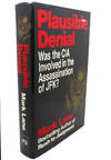 image of PLAUSIBLE DENIAL :   Was the CIA Involved in the Assassination of JFK?