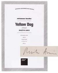 image of Yellow Dog (Signed Proof)