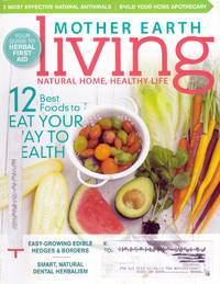 Mother Earth Living Magazine July/August 2015
