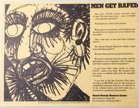 image of Men Get Raped [handbill]