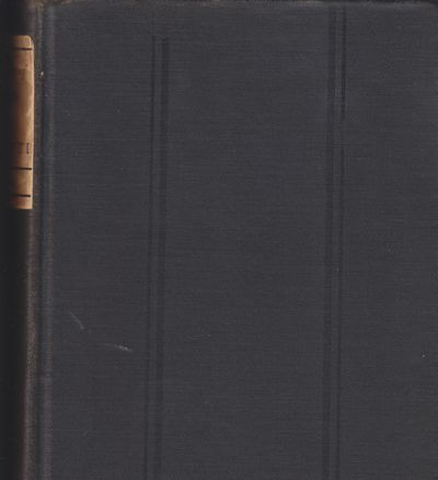 New York: Viking`. 1928. First Edition; First Printing. Hardcover. Very good copy in black cloth wit...