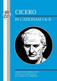 image of Cicero: In Catilinam I & II