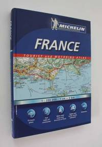 Michelin France Tourist and Motoring Atlas: Multilingual