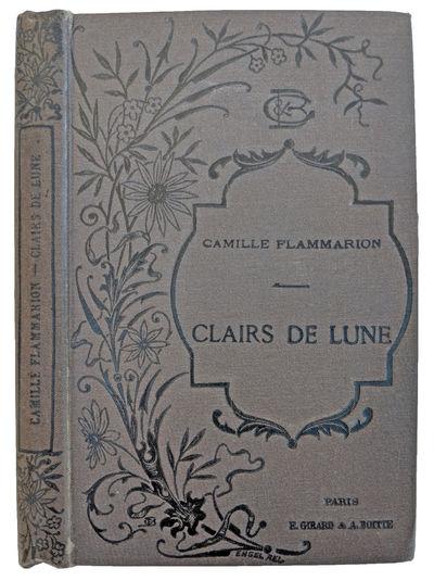 Paris:: Marpon & Flammarion, , 1880. Sm. 8vo. , 298, pp. Some foxing. Original black-stamped pictori...
