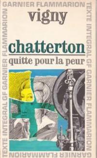 Chatterton Quitte Pour La Peur