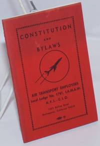 image of Constitution and By-laws
