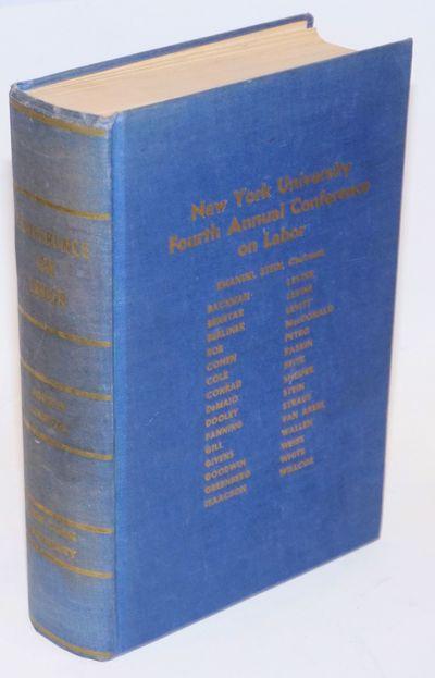 Albany: Matthew Bender, 1951. xv, 627p., hardback without dj, clean, tight binding. Slight shelfwear...