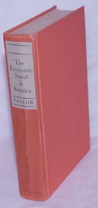 image of The economic novel in America