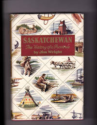 image of Saskatchewan. The History OF a Province. Golden Jubilee CommemorativeA.W. Davey