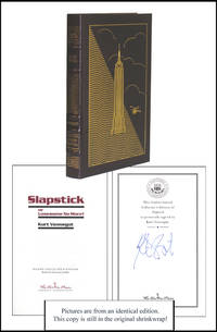 Slapstick by  Kurt Vonnegut - Hardcover - Collector's Edition - 2005 - from Parrish Books and Biblio.com