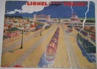 [Trade Catalogue] Lionel Electric Trains Model Railroads Accessories