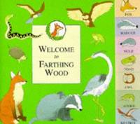 image of Animals Of Farthing Wood : A Tab Index Board Book :